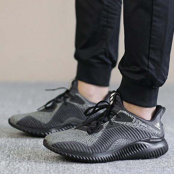 e8dd0e83412cd Adidas Alphabounce Hpc Ams (Size 10 12)